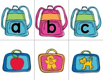 Fall Centers for Kindergarten