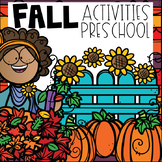 Fall Activities Preschool