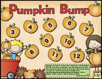 Fall Math Activities Kindergarten 1st 2nd Grade FREE | Fall Reading Activities
