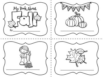 Fall Math and Literacy Mega Pack {65+ Pages}