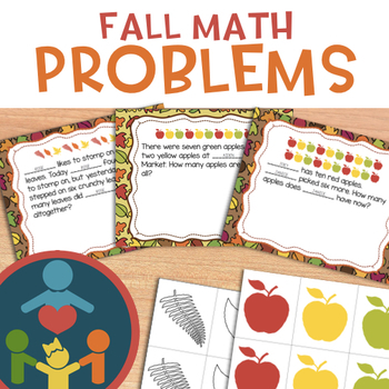 Fall Math and Writing Bundle