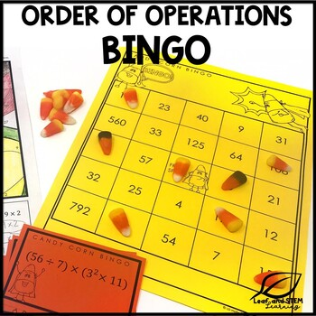 Fall Math for Middle School | Order of Operations