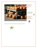 Fall Math using the Smart Board