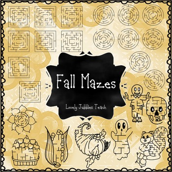 Fall Mazes