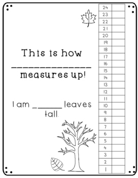 Fall Measure Up