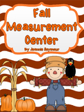 Fall Measurement Activity