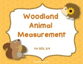 Fall Measurement Activity - Measuring to the Nearest 1/2 i