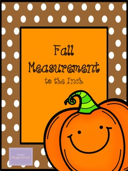 Fall Measurement to the Inch