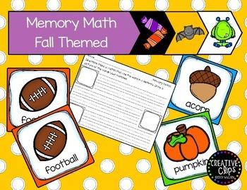 Fall Memory Match