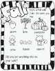 Fall Memory Match and Scavenger Hunt