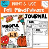 Fall Mindfulness Activity { PDF}