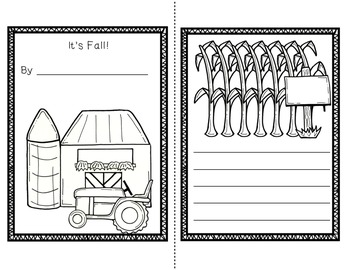 Fall Mini Unit~ Includes Graphic Organizers & Much More!