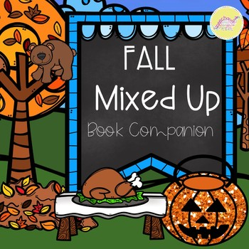 Fall Mixed Up Book Companion