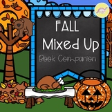Fall Mixed Up Book Companion