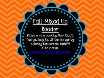 Fall Mixed Up Freebie