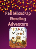 Fall Mixed Up Reading Adventure