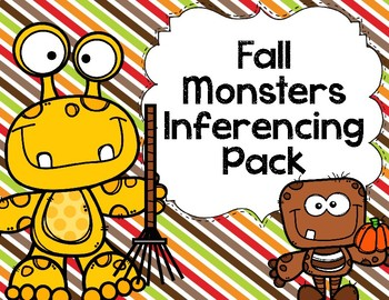 Fall Monsters Inferencing Pack