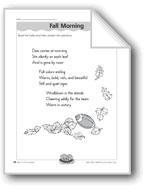 Fall Morning (Haiku)