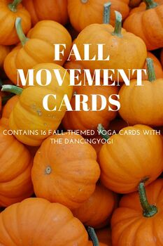 Fall Movement Cards