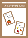 Fall Movement Cards | LCI Movement