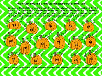 Fall Multiplication Bump