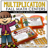 Fall Multiplication Center Activities