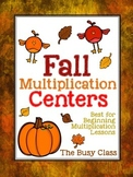 Fall Multiplication Centers