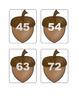 Fall Multiplication Fact Games ( x 9)