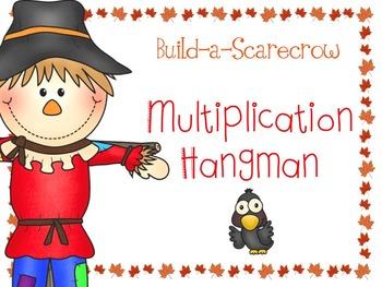 Fall Multiplication Hangman