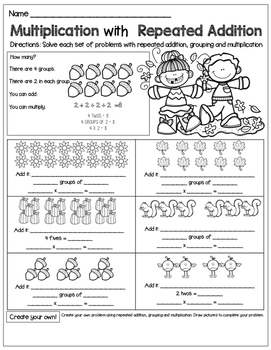 How to Teach Multiplication Worksheets additionally  further  as well Multiplication as Repeated Addition    TPT Store    Repeated additionally Multiplication Repeated Addition Arrays Worksheets Free Liry besides  further Repeated Addition   Teaching Ideas moreover Arrays Repeated Addition Worksheets Arrays Worksheets Grade Repeated as well Repeated Addition Worksheet by flicktrimming   Teaching Resources moreover  additionally multiplication as repeated addition worksheets together with  besides Arrays Repeated Addition Worksheets Repeated Addition Arrays further Fall Multiplication with Repeated Addition by The Polka Dot Pencil likewise  also Multiplication as Repeated Addition   PowerPoint lesson and. on multiplication and repeated addition worksheets