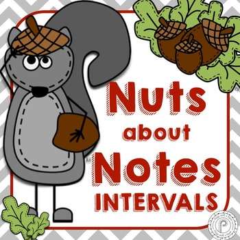 Fall Music Game: Intervals