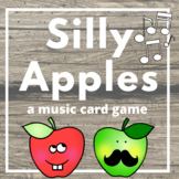 Fall Music Game: Silly Apples