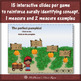 Fall Music Games ~ Interactive Rhythm Games Bundle {Pumpkin Patch}