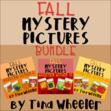 Fall Mystery Pictures Addition Within 20 Bundle ~ Fact Fluency