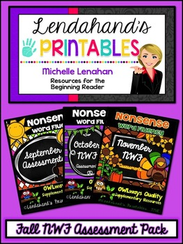 Fall NWF Bundle by Ms. Lendahand