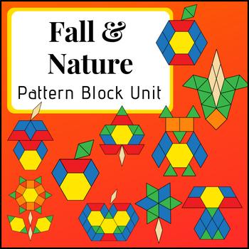 Fall & Nature Pattern Block Unit