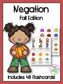 Negation: Fall Edition