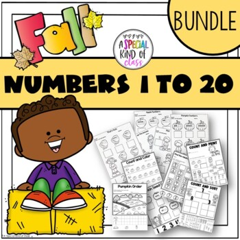 Fall No Prep Bundle