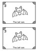 Fall: Nocturnal Animals Emergent Reader