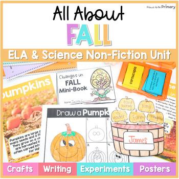 Fall Non-Fiction ELA & Science Unit