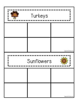 Fall Non-Identical Sorting Boards