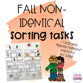 Fall Non-Identical Sorting Boards