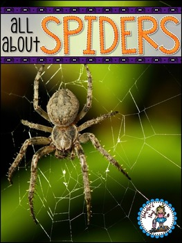 Fall Nonfiction Bundle {Bats and Spiders}