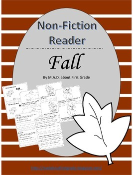 Fall Nonfiction Close Reading Book