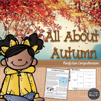 Fall Nonfiction Reading Comprehension