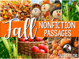 Fall ~ Nonfiction Reading Comprehension Passages and Questions