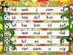 Fall Nonsense Word Fluency RTI Resource Roll and Read