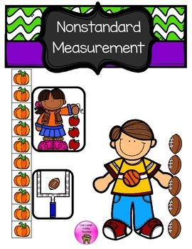 Fall Nonstandard Measurement