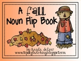 Fall Noun Flip Book