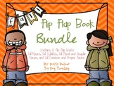 Fall Nouns and Syllables Flip Flap Book BUNDLE